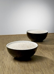 Ai Weiwei, Bowl of Pearls (Set of Two)