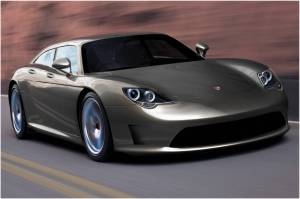 Debuting in Shanghai: the 2010 Porsche Panamera