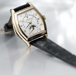 The Star of the Show -- Patek Philippe Watch Sold for HK$2.8 million
