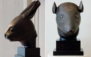 Will the Rabbit and the Rat finally return to Beijing? Image © Artworld Salon