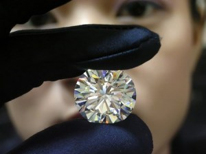 "Diamonds are a ""must have"" for China's growing luxury consumer class"