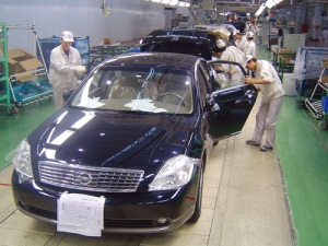 Dongfeng is looking to compete with other domestic Chinese brands to capture market share from foreign competitors
