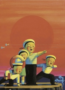 """Liu Ye's """"Rising Sun"""" demolished its estimates, bringing in nearly four times as much"""