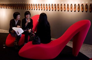 Ferragamo in Shanghai: The Luxury brand hopes to add 7-8 locations in China this year