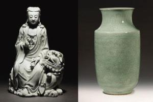 More than 1,000 collectors took part in the Taiyuan antiques fair, held in north China's Shanxi Province. Image © CCTV