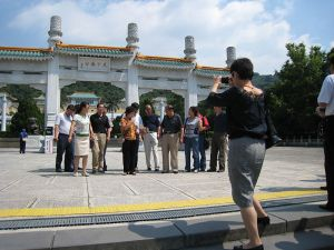 Mainland Chinese tourists have flocked to Taiwan since travel rules were relaxed in 2008