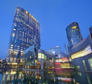 City of Dreams is one of the world's most high-tech, feature-heavy casinos and entertainment complexes