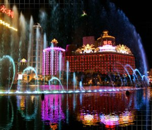 "Macau, the ""Vegas of the East,"" is bouncing back to life after a tough year"