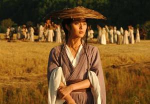 "He Ping's historical action drama ""Wheat"" premieres this week at the Shanghai Film Festival. Photo © Xinhua"
