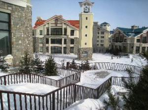 Sun Mountain at Yabuli is one of the resort's brand-new five-star luxury hotels