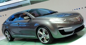 Chang'an's luxury concepts build on the CD101 platform unveiled earlier this year at the Shanghai Auto Show
