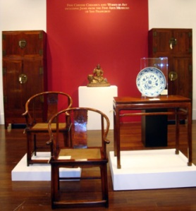 Arthur Sackler amassed an impressive collection of artwork in his lifetime, including rare Chinese furniture, ceramics, and paintings