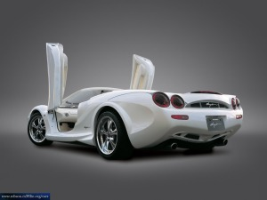 The Mitsuoka Orochi will retail for around 800,000 RMB (US $117,177) in China when it arrives next year