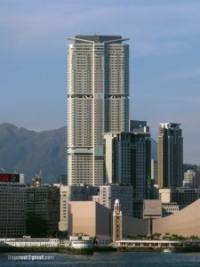 Apartments at The Masterpiece feature breathtaking views of Hong Kong -- and have pricetags to match