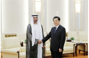 Relations between China and Abu Dhabi have improved greatly in the last decade, benefitting businesses (and soon, tourists)