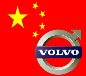 "Volvo's purchase by Geely has been rumored for months. So far, according to a Swedish newspaper, Geely's bid is the only ""concrete"" one to date. Image © rumerz.com"