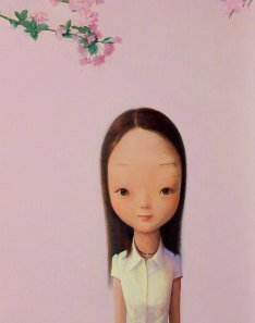 "Chinese contemporary artist Liu Ye's ""Portrait of L"" sold in Hong Kong for $209,000 over its high estimate"