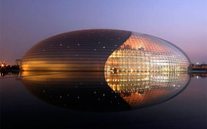 Beijing's National Center for the Performing Arts is one of the world's newest and most unique venues for classical venues
