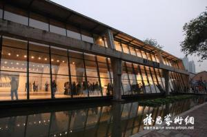Zhang's new exhibition is currently taking place at Pace Beijing