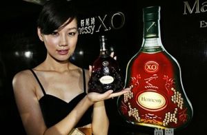 Chinese drinkers have made the country Hennessy's top market, surpassing the United States