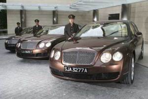 "The exclusive club of ""ultra-rich"" in China are splurging amid the ongoing global economic doldrums"